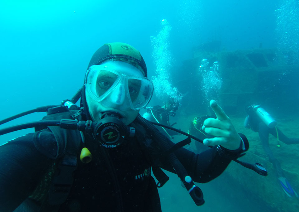 divemaster internship pro diving montenegro