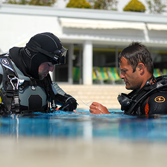 Pro diving montenegro scuba diving course Advanced Open Water Diver