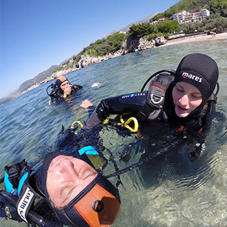 Pro Diving Montenegro Rescue Diver Course