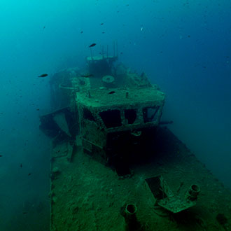 montenegro diving-dive site Patrolac